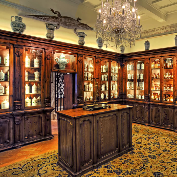 The 19th Century Pharmacy