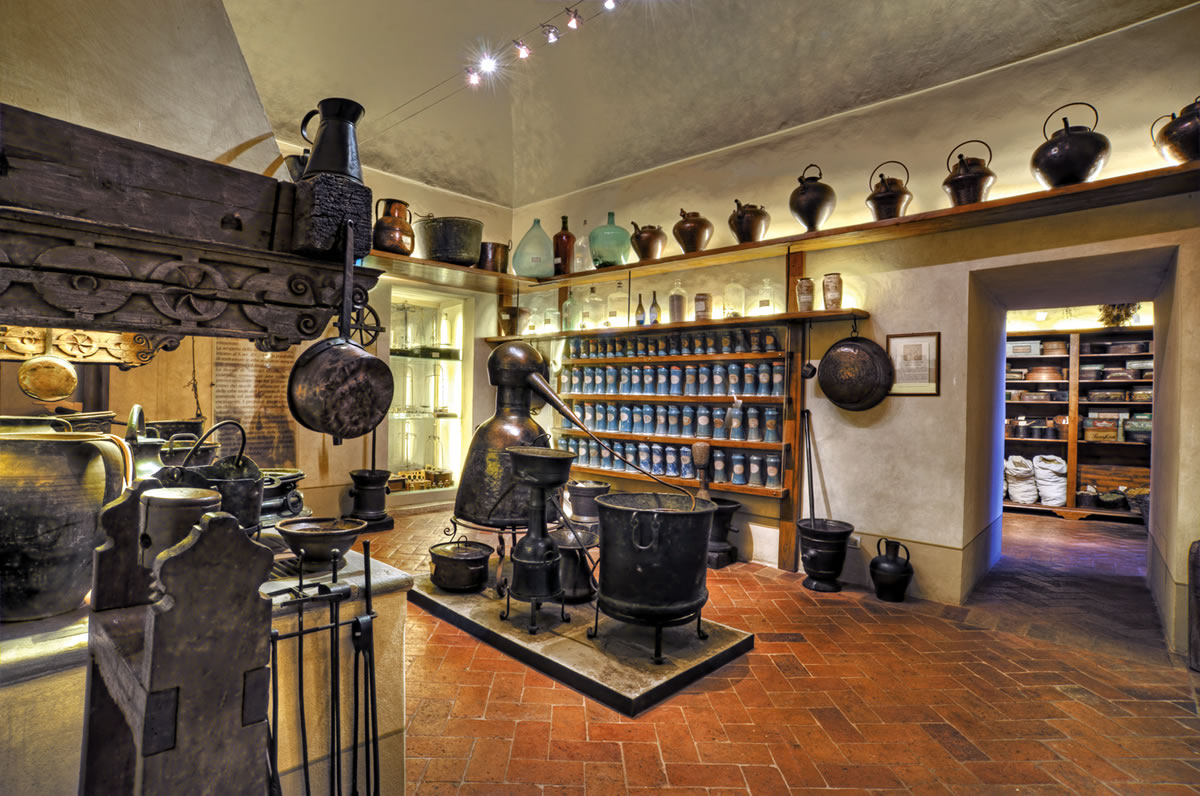 The Ancient Apothecary Shop