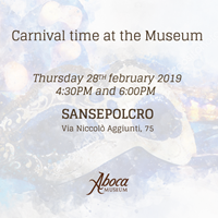 Carnival time at the Museum