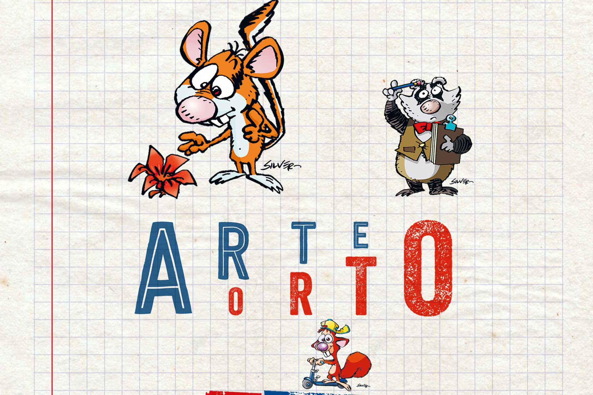 Arteorto For School